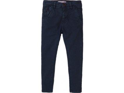Kalhoty chlapecké s elastanem, Minoti, Retro 4, modrá