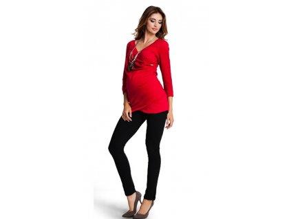 Těhotenské legíny Happymum Comfy leggins 2020