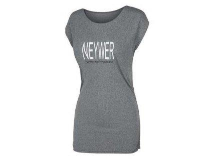 Dámské funkční tričko NEYWER šedé NT475