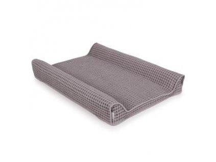 Žerzej potah na přebalovací podložku (50x70) Medium Stars & Blue