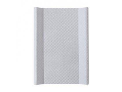 Ceba Přebalovací podložka měkká 70 cm Caro šedá