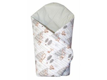 102463 171780 novorozenecka zavinovacka baby nellys ptacci ruzova