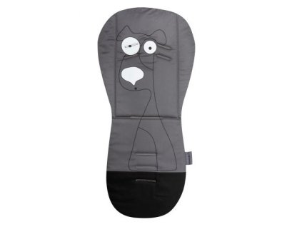 ada podlozka do kocarku pstros grey