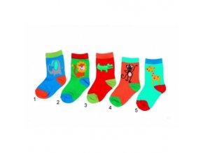 Dětské ponožky - mix Pidilidi PD508