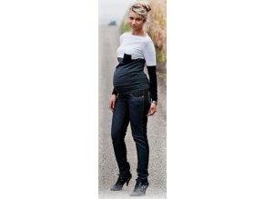Těhotenské kalhoty/jeans KORINA 2018