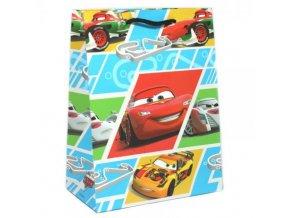 Dárková taška maxi M - Cars