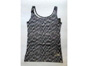 Dámské funkční tričko NEYWER PT172- šedý melír