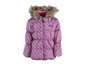Dívčí bunda PUFFY Pidilidi PD1010-03, růžová 2019