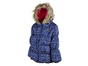 Dívčí bunda PUFFY Pidilidi PD1010-04, modrá 2019