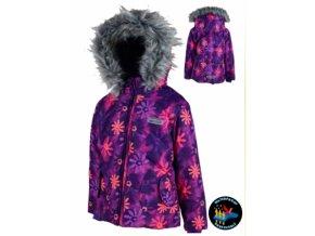 Dívčí lyžařská bunda PIDILIDI PD1034-01 2019