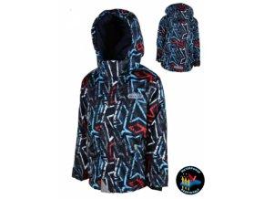 Chlapecká lyžařská bunda PIDILIDI PD1006-02 98 vel.-128 vel.-2019