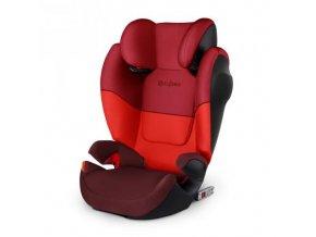 Autosedačka Cybex Solution M-Fix SL Rumba Red 2018