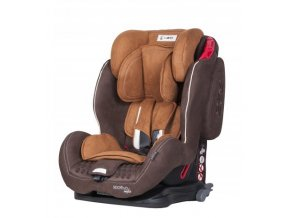 Autosedačka Colleto Sportivo isofix brown