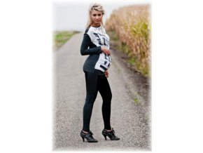 Těhotenské legíny Izabela Hetnar 2019