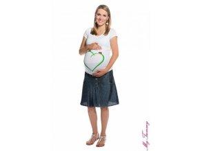 55ca9732f72 Těhotenská sukně My Tummy