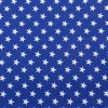 Mantinel do postýlky BABY-TEX 360cm bílá hvězda na modré 2018