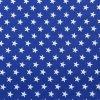 Mantinel do postýlky BABY-TEX 360cm bílá hvězda na modré 2021