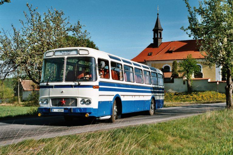 Legendární autobusy zn. Š