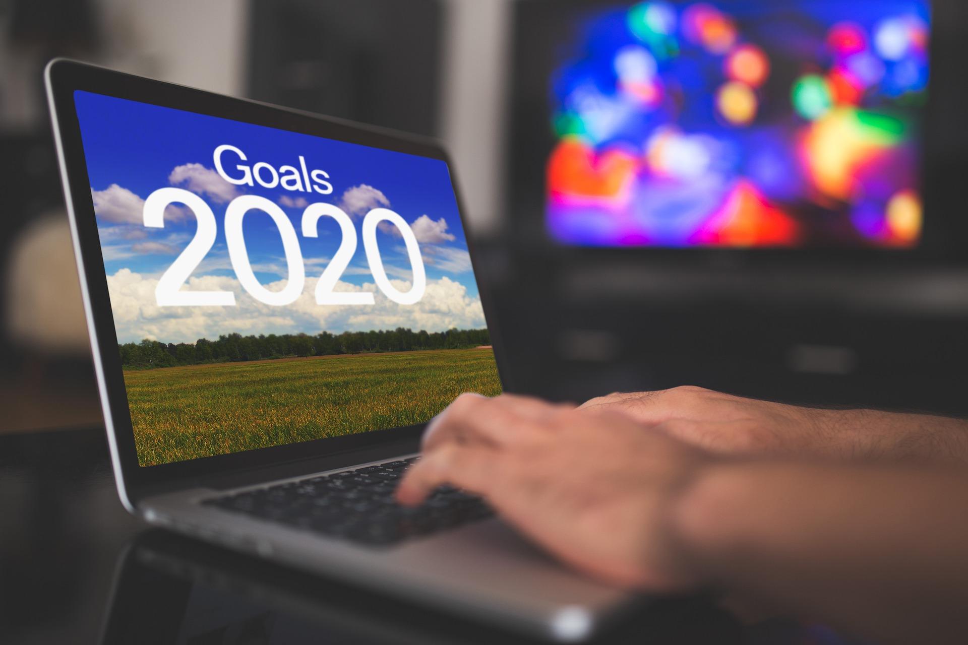 NEJLEPŠÍ předsevzetí pro rok 2020