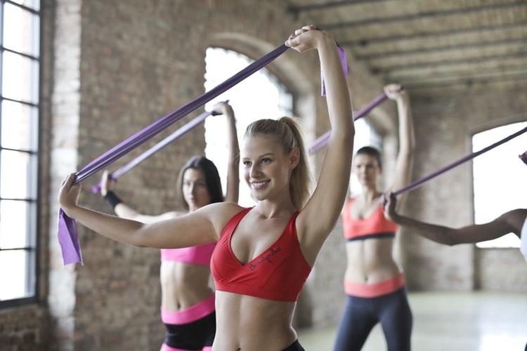 AKTIV WEEK 2: aerobik pro začátečníky!