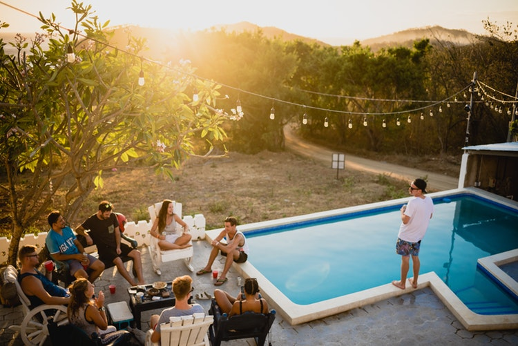 SPAP - Summer pool after party