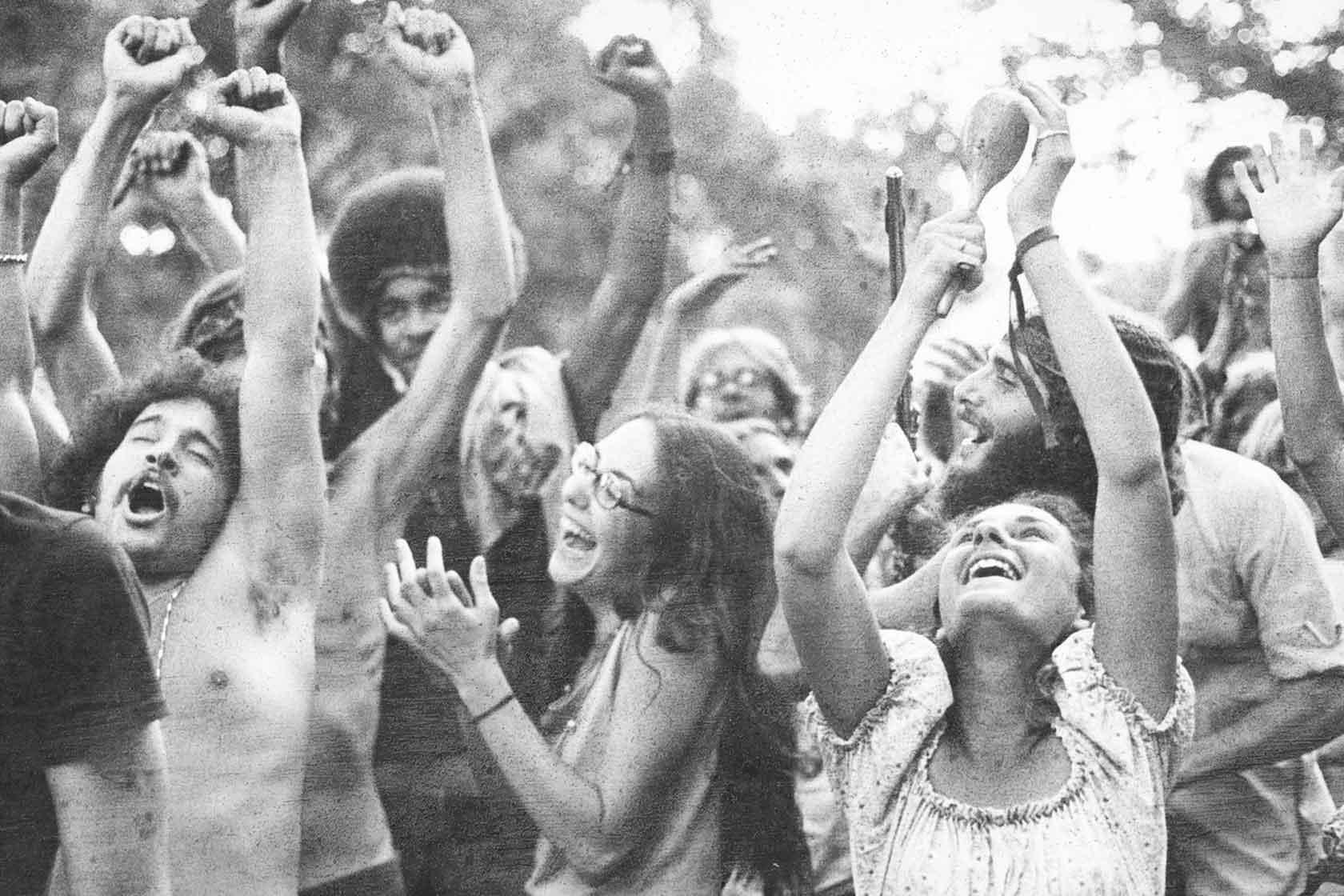 Kultovní Woodstock by oslavil padesátiny