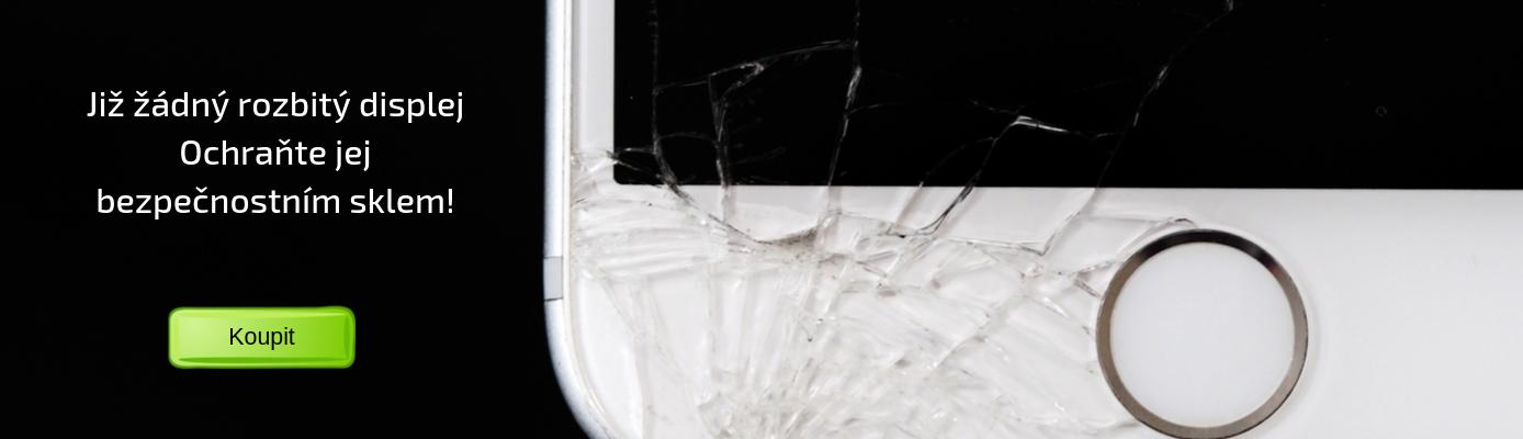 Ochranná skla pro mobilní telefony