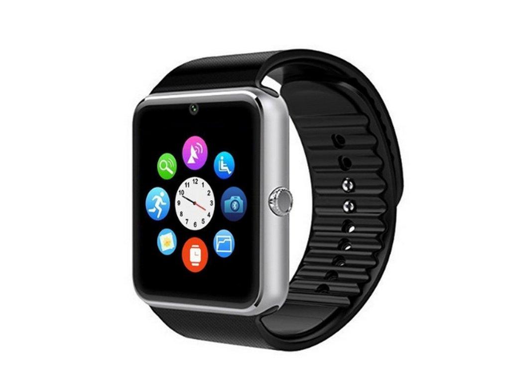 Smart watch GT08- 3 barvy SMW000016 (Barva Zlatá)