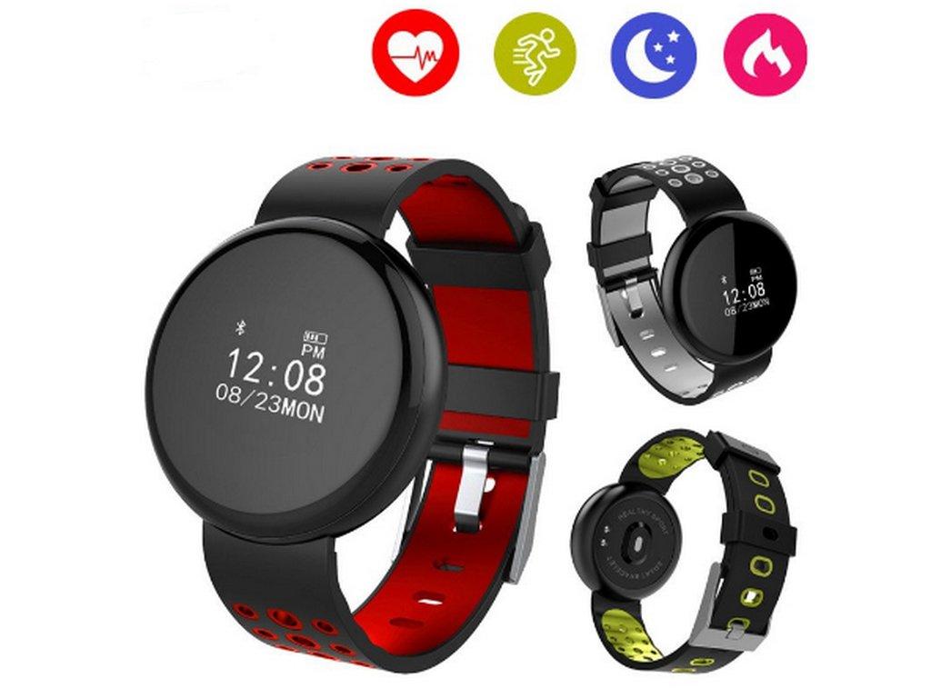Smart fitness náramek I8- 4 barvy SMW35 (Barva Žlutá) 8a733c69fe