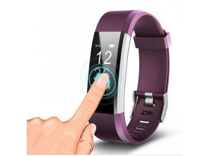 Smartband ID 115 PLUS HR SMW33