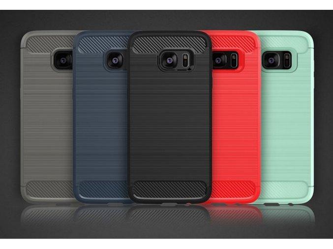 Zadní SLIM kryt pro Samsung S7 PZK9 (Barva Šedá)