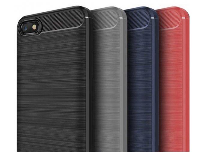 Ochranný zadní kryt pro Huawei Nova 3 PZK61 (Barva Šedá)