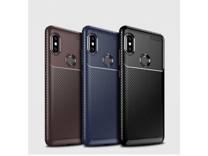 Luxusní silikonové pouzdro pro Xiaomi Redmi Note 6 PZK98