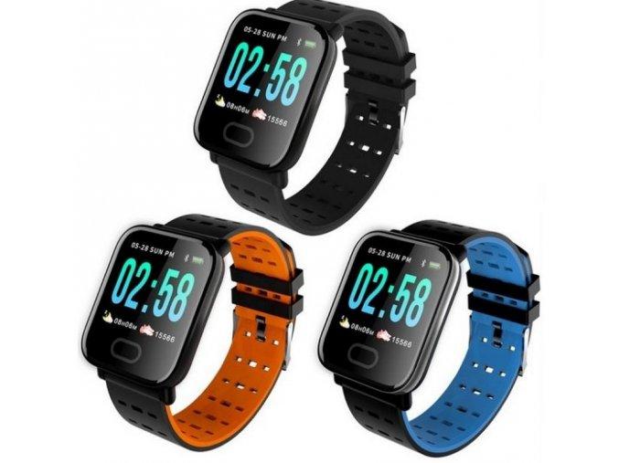 Fitness náramek A6- 5 barev SMW44
