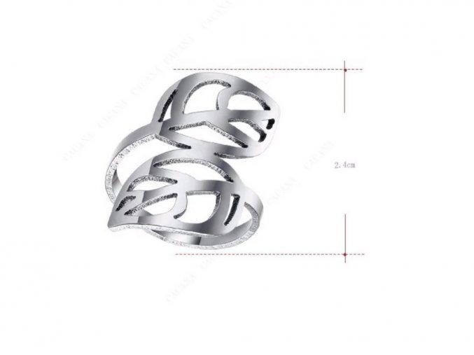 Dámský prsten listy STR (1) (Kopírovat)