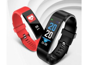 Fitness náramek ID 115 Plus- novinka s barevným displejem SMW00021