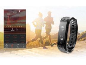 Fitness náramek M115 HR Plus- 5 barev SMW00022