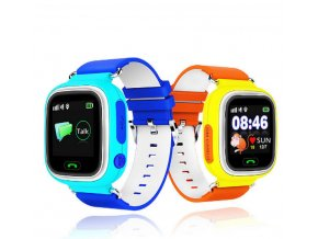 Smart watch hodinky Q90 s GPS a wifi- 3 barvy SMW000024