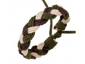 492150 pleteny naramek na ruku multi ssb00078