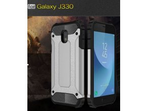 Army extra pevný zadní kryt pro Samsung J3-2017 PZK13 (Barva Modrá)