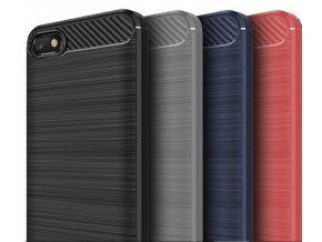 Ochranný zadní kryt pro Huawei Y5 2018 PZK63 (Barva Šedá)