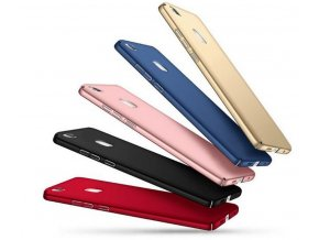 Ultratenký ochranný kryt pro Huawei P10 Lite PZK72 (Barva Zlatá)