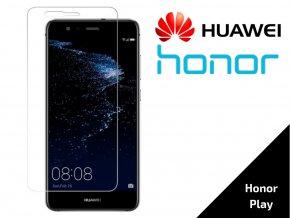 Tvrzené bezpečnostní sklo 9H- bezrámečkové pro Honor Play