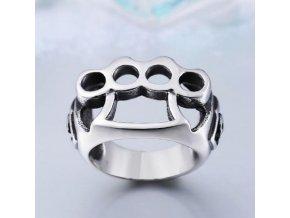 Boxer- prsten z chirurgické oceli SR150