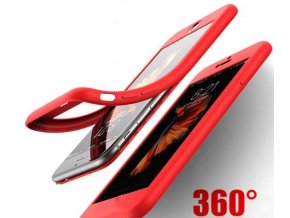 360° oboustranný kryt na Huawei Nova 3 - 4 barvy