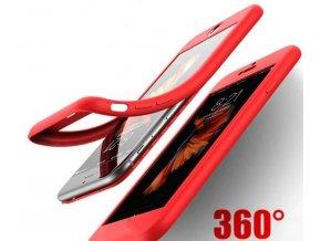 360° oboustranný kryt na Huawei Y6 Prime 2018 - 4 barvy