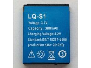 Náhradní baterie- LQ-S1 pro DZ09, GT08, MY1, V8, T8, Q18