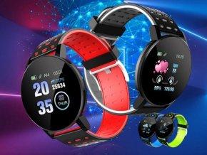 Fitness náramek ID119 Plus- 3 barvy SMW61
