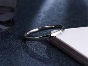 Dámský decentní prsten se zirkonem STR (1) (Kopírovat)