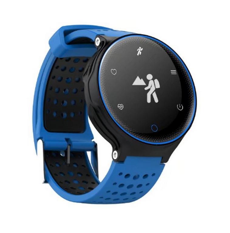 Ziskoun Fitness náramek X2 SMW000014 Barva: Modrá